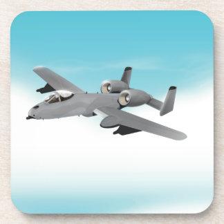 Aviones de bombardero A-10 Apoyavasos