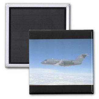 Aviones de Canadair Challenger_Military Imanes