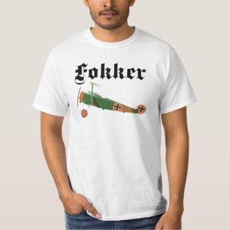 Aviones de Fokker Camiseta