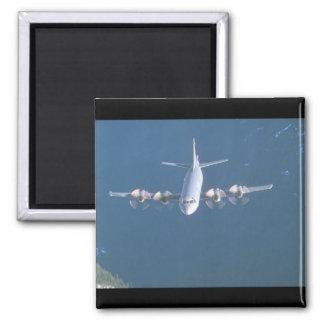 Aviones de Lockheed CP-140 Aurora_Military Imán Cuadrado