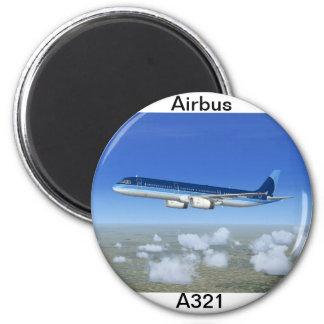 Aviones del avión de pasajeros del jet A321 Iman