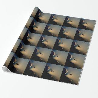 aviones papel de regalo