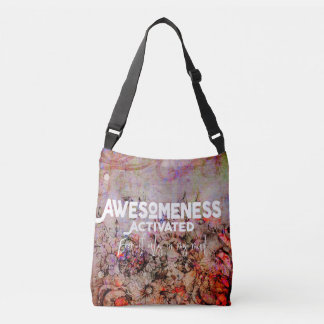 Awesomeness activó - las flores - la bolsa de asas