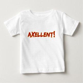 ¡Axellent! Camiseta De Bebé