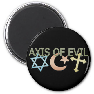 AXIS del mal Imán De Frigorífico