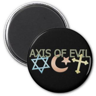 AXIS del mal Imán Redondo 5 Cm