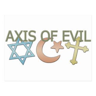AXIS del mal Postal
