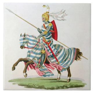 ¿Aylmer de Valence, conde del Pembroke (1265? - 13 Azulejos