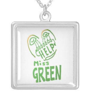 Ayuda de las necesidades de Srta Green de NOVINO Joyerias