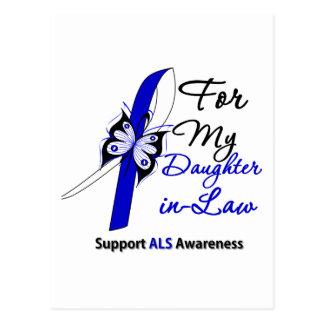 Ayuda del ALS para mi nuera Postal