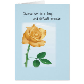 Ayuda del divorcio, religioso, cristiano, color de tarjeta de felicitación
