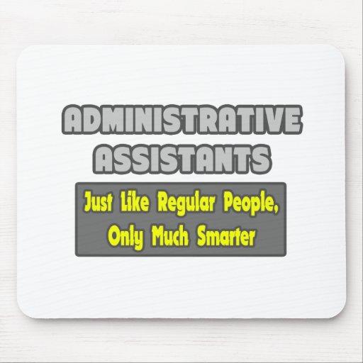 Ayudantes administrativos… más elegantes alfombrillas de ratón
