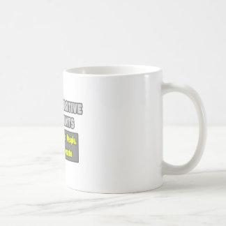 Ayudantes administrativos… más elegantes tazas de café