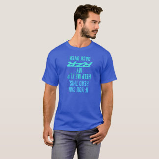 Ayúdeme a mover de un tirón mi RZR detrás encima Camiseta
