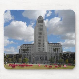 Ayuntamiento Los Ángeles Alfombrilla De Ratón