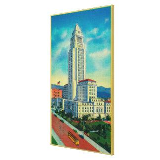 Ayuntamiento Los Ángeles Impresiones En Lona