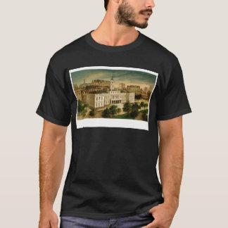Ayuntamiento Nueva York el vintage Camiseta