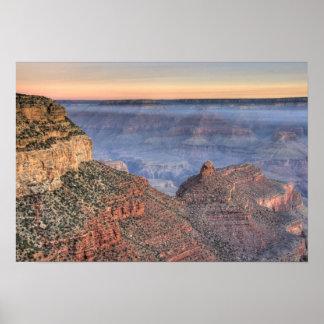 AZ, Arizona, parque nacional del Gran Cañón, del s Póster
