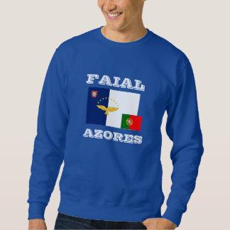 Azores - camiseta del personalizado de Faial
