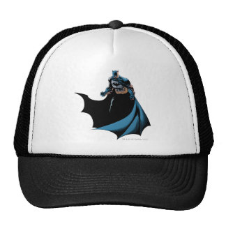 Azote de Batman alrededor Gorro De Camionero