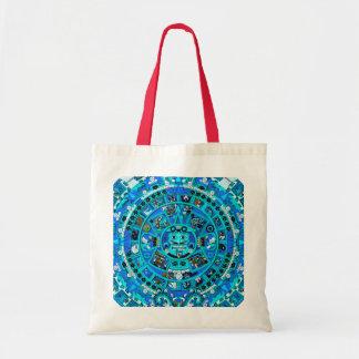 ~ azteca del símbolo del día del juicio final del  bolsas