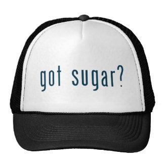 azúcar conseguido gorra