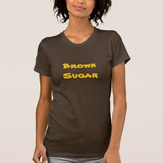 Azúcar de Brown Camisetas