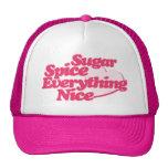 Azúcar y especia gorra