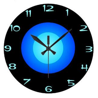 Relojes de pared modernos para la cocina - Relojes de pared grandes ...