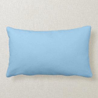 """""""Azul claro"""" Almohadas"""