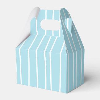 Azul claro caja de regalos