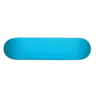 Azul de cielo monopatín 20 cm