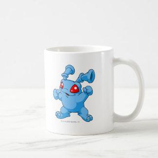 Azul de Grundo Taza De Café