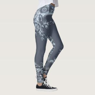 Azul de Inspirit Leggings
