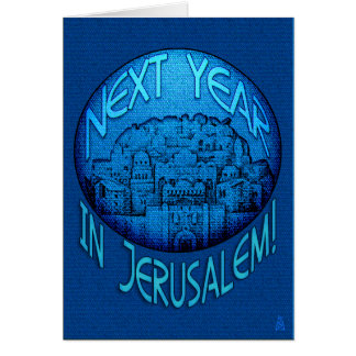 Azul de Jerusalén