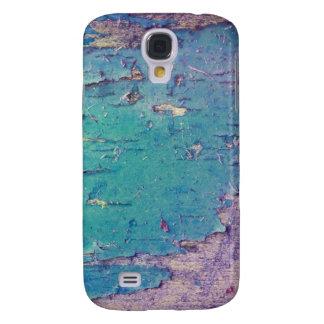 Azul de la galaxia S4 de Samsung/caja púrpura de Funda Para Galaxy S4