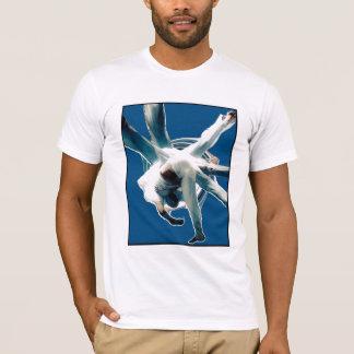 azul de los sem mao del au camiseta