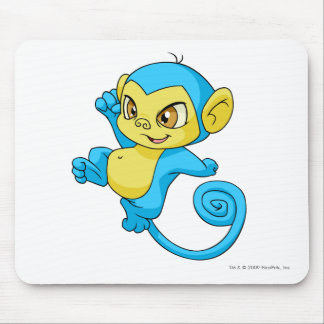 Azul de Mynci Tapetes De Ratón