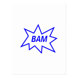 Azul del Bam Postal