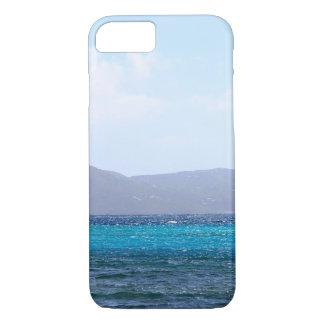 Azul del Caribe Funda iPhone 7