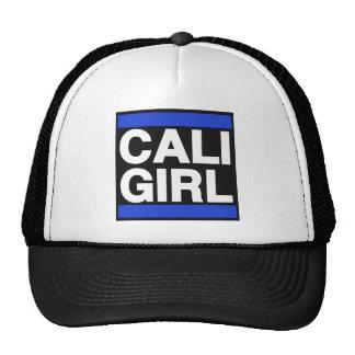 Azul del chica de Cali Gorros