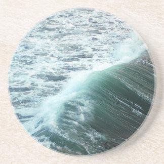 Azul del Océano Pacífico Apoyavasos
