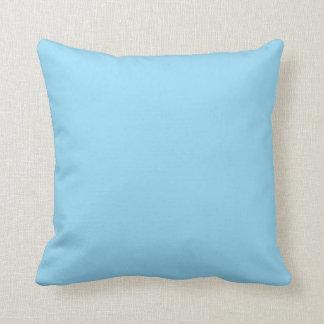 """""""Azul en colores pastel"""" Almohadas"""