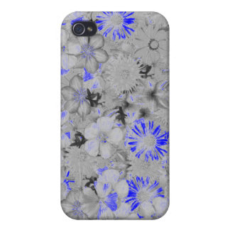 Azul iPhone 4 Protector