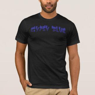 Azul gitano camiseta