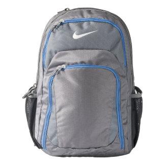 Azul gris oscuro/militar de la mochila del