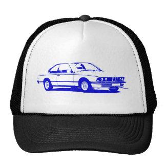 Azul marino clásico de BMW Gorros