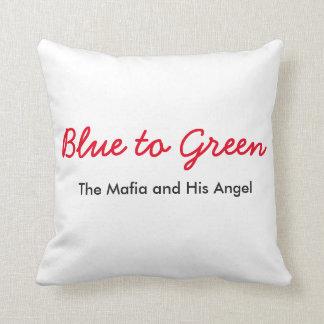 Azul para poner verde la almohada
