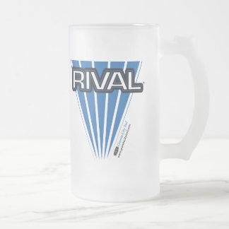 Azul rival de GCT Taza De Cristal