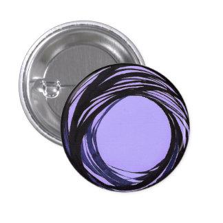 Azul/violeta del botón de la gota de rezo